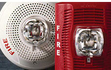 Security and fire alarm security